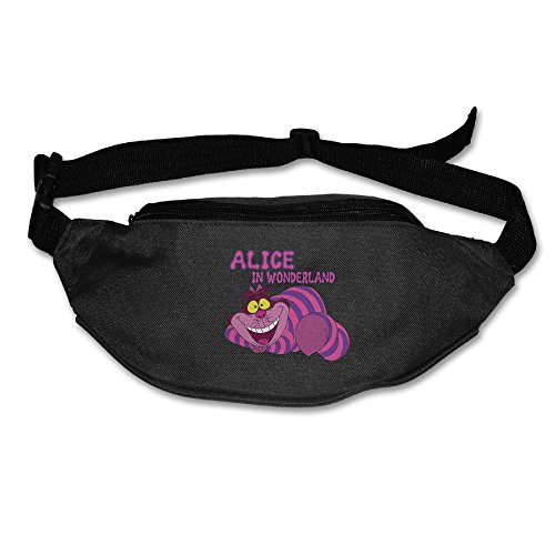 AUSIN Unisex Alice Wonderland Hiking Waist Travel Pocket (Caribbean Dance Costume)