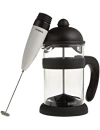 Bonjour Hugo 2-Piece Coffee Press And Frother Set Review
