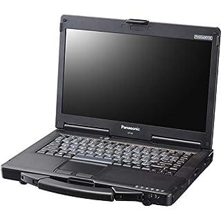 "Panasonic Toughbook CF-53 MK4, i5-4310M @2.00GHz, 14"" HD Touchscreen, 8GB, 480GB SSD, Windows 10 Pro, WiFi, Bluetooth, DVD (Renewed)"