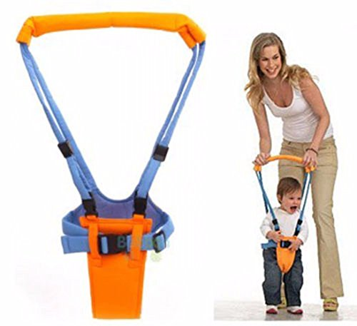 Baby Toddler Kid Harness Bouncer Jumper Learn To Moon Walk Walker Assistant from Unknown