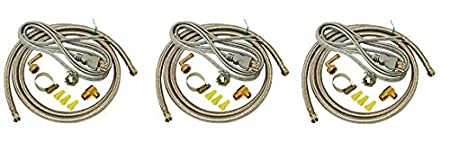 EZ-FLO 48337 kit de instalación para lavavajillas: Amazon.es ...