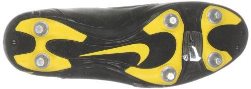Nike - Total 90 Shoot, Scarpe da calcio Uomo Nero (Black/Silver)