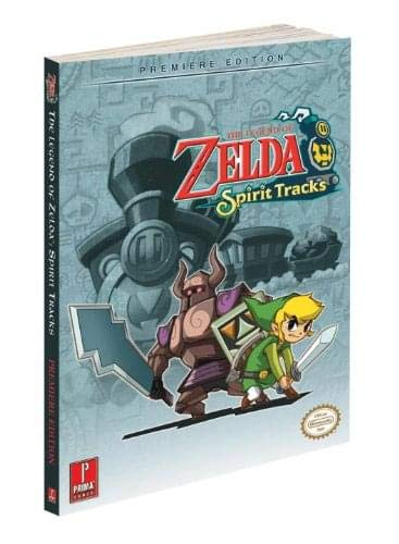 LEGEND OF ZELDA: SPIRIT TRACKS (VIDEO GAME ACCESSORIES)