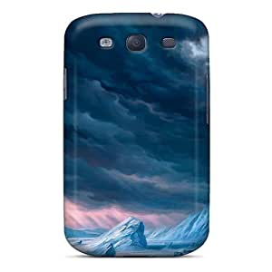 Anti-scratch Cases Covers Protectivecases For Galaxy S3