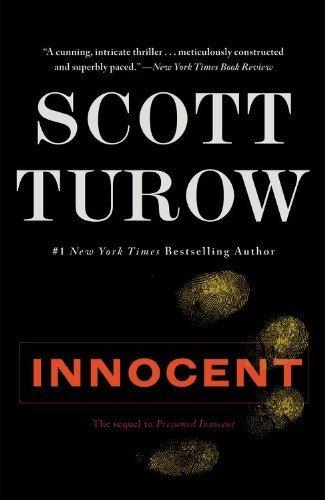 Innocent by Scott Turow (2011-05-10)