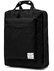 Weekend Travel Backpack / Top Handle Handbag with Shoe Bag, Multi-Purpose Work Tote Bag College School Backpack...