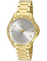 Relógios Feminino Condor Analógico CO2035KSJ/4B - Dourado