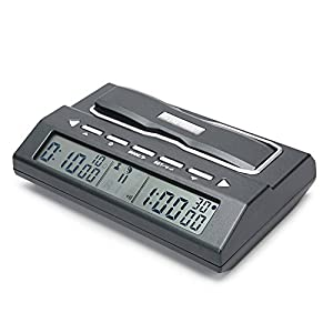 MAIYUAN Chess Clock for Chess, I-GO, Board Game, Digital Game timer