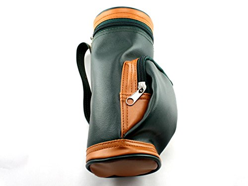 Skyway Golf Bag Cigar Case Holder with Bag Clip