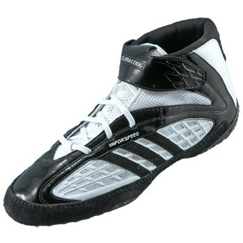 Adidas Vaporspeed Ii Bryting Sko Hvit / Svart / Svart
