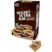 Sugar In The Raw, Turbinado Cane Sugar Packets