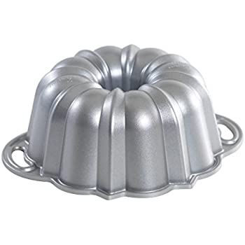 Nordic Ware Platinum Collection Bundt Pan, 6-Cup