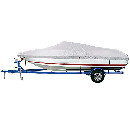 iCOVER Trailerable Waterproof Boat Cover