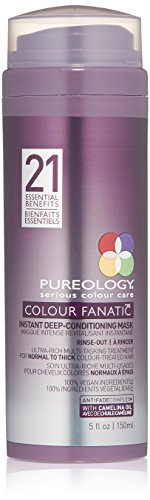 41NyEJosaDL Pureology Colour Fanatic Instant Deep-Conditioning Mask, 5 Fl Oz