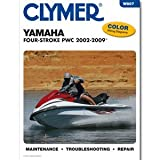 CLYMER YAMAHA 4 STROKE PERSONAL WATERCRAFT 2002-2009 ''Prod. Type: Boat Outfitting''