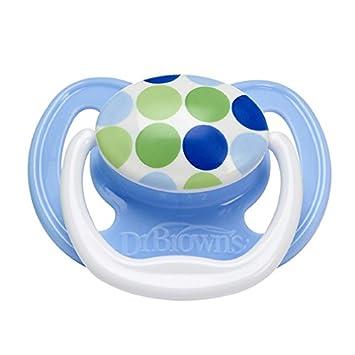 Amazon.com: Dr Brown s Prevenir Chupete (6 – 18 meses ...