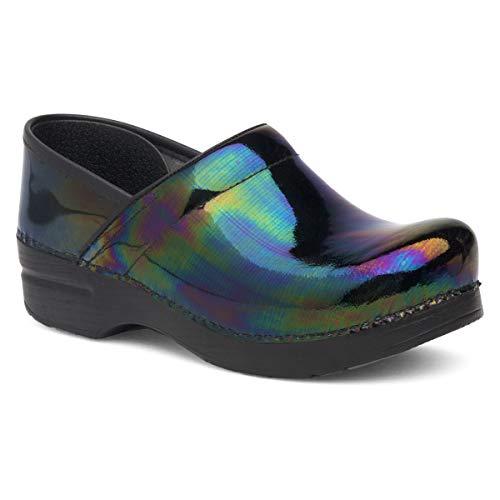 Dansko Women's Professional Petrol Clog 7.5-8 M US (Women Shoes For Dansko)