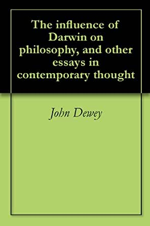 contemporary darwin essay in influence other philosophy thought [pdf] read and download the influence of darwin on philosophy and other essays in contemporary thought book , all book free only at bookskingdomnet.