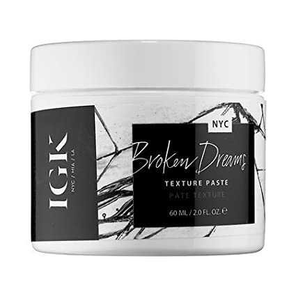 IGK Broken Dreams Texture Paste 2oz