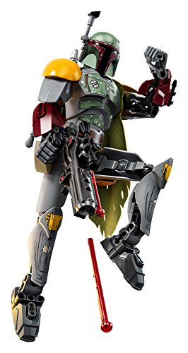 LEGO Star Wars Boba Fett 75533 Building Kit (144 Piece)