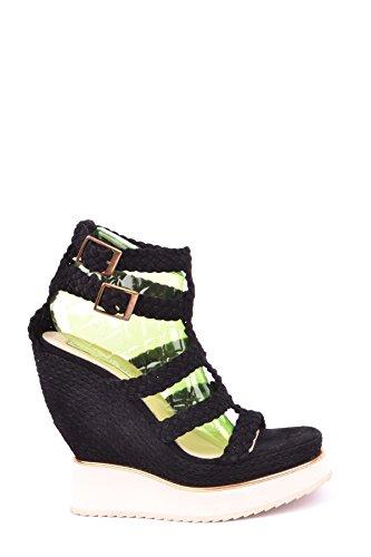 Femme Cuir Noir MCBI229001O Compensées BARCELÓ PALOMA Chaussures qTzU1