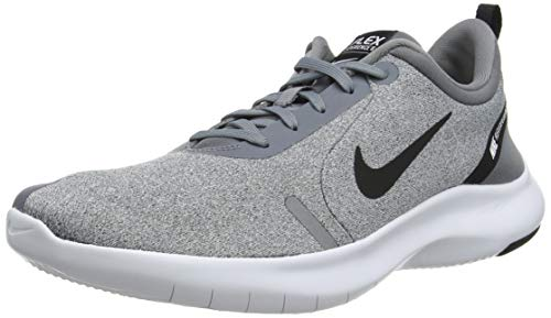 - Nike Men's Flex Experience Run 8 Shoe, Cool Grey/Black-Reflective Silver-White, 10 Regular US
