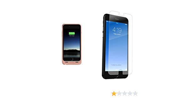 Amazon Com Mophie Juice Pack For Iphone 6 Plus 6s Plus 2 600mah Rose Gold And Zagg Invisibleshield Glassplus Screen Protector For Apple Iphone 7 Plus Iphone 6s Plus Iphone 6 Plus Case Friendly Bundle I needed a battery for my car and i managed to get oe from thsi store at a very affordable price. mophie juice pack for iphone 6 plus 6s plus 2 600mah rose gold and zagg invisibleshield glassplus screen protector for apple iphone 7 plus iphone
