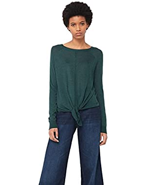 Mango Women's Knot Detail Sweater