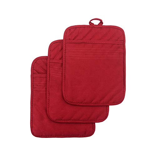 Anyi Holders Feature Resistant Potholders