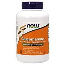 Now Glucomannan - 100% Pure Powder 8 oz