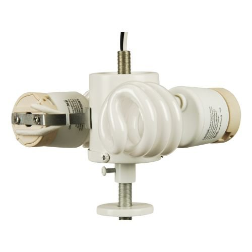 Ceiling Fan Fitter in White Energy Star: Yes by Craftmade