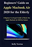 Beginners' Guide on Apple Macbook Air 2020 for