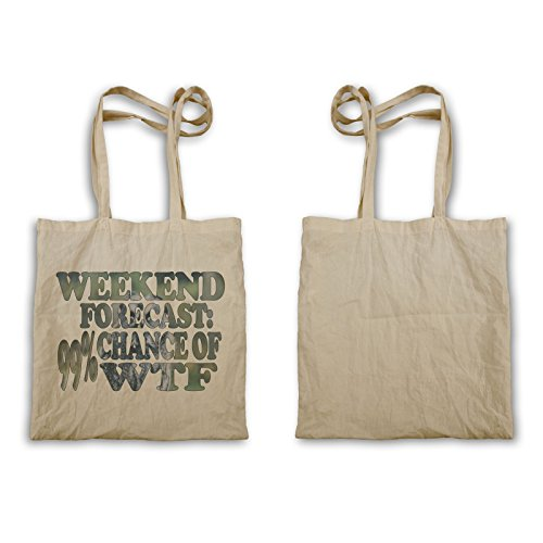 Del Weekend Owl Tote U466r Wtf Bag Previsione q56ndS5