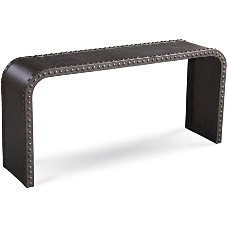 A R T Furniture Epicenters Williamsburg Metal Console Table