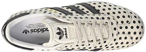 adidas Originals Women's Gazelle Suede Dot Sneakers Crywht-cblack-ftwwht outlet browse EqaIyzx5e