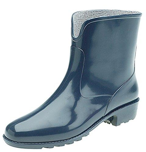 Womens Ladies Stormwells Short Ankle Length Wellington Wellies Boots UK 3 - 8 cxV6kzmFo