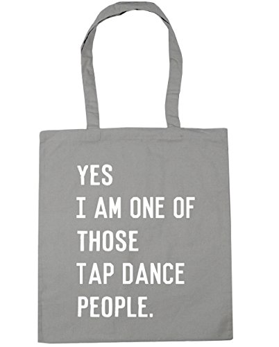 people Yes Shopping 10 tap 42cm Tote x38cm Bag one of HippoWarehouse dance I Grey litres Light Gym those Beach am Fvd8ffqw