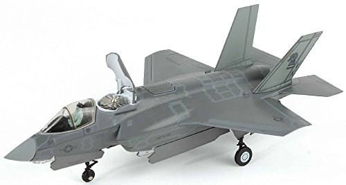 Lockheed Martin F-35B F-35 Lightning II VMFAT-121 Green Knights US Marines - 1/72 Scale Diecast Metal Model