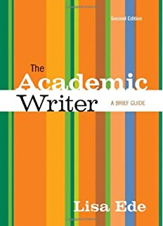 com the academic writer a brief guide  the academic writer a brief guide