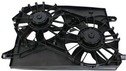 Crash partes Plus Dual ventilador de refrigeración para Chrysler 300, Dodge Magnum ch3115132: Amazon.es: Coche y moto
