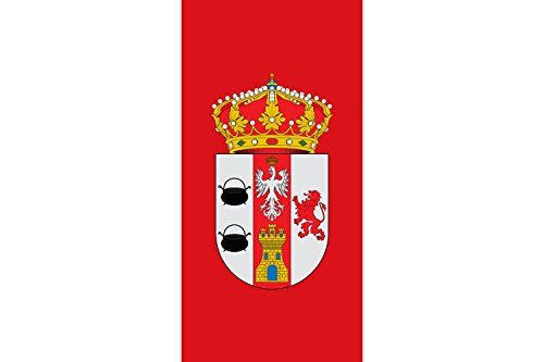 magFlags Large Flag Jurisdicción de Lara | landscape flag | 1.35m² | 14.5sqft | 90x150cm | 3x5ft – 100% Made in Germany – long lasting outdoor flag