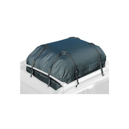 Keeper 07203 Waterproof Roof Top Cargo Bag (15 Cubic Feet) with Mini Tool Box (cog)