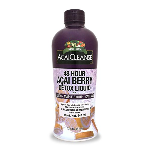 Garden Greens, Acai-cleanse, 947 ml