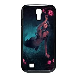 SamSung Galaxy S4 I9500 Little mermaid Phone Back Case Use Your Own Photo Art Print Design Hard Shell Protection MN097907