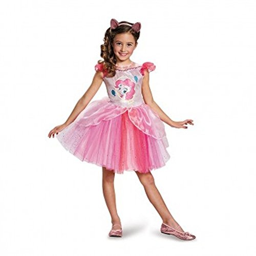 Pinkie Pie Tutu Deluxe My Little Pony Costume, (My Little Pony Tutu Dress)
