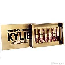 KYLIE BIRTHDAY EDITION MATTE LIQUID LIPSTICK