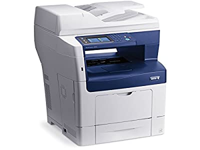 Xerox WorkCentre Laser Multifunction Printer - Monochrome - Plain Paper Print - Desktop 3615/DNM