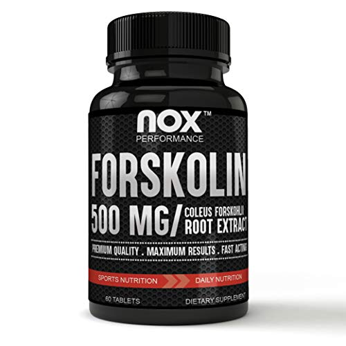Win at Weigth Loss Forskolin Superior Strength, Pure Forskolin Diet Pills & Belly Buster Supplement. Premium Appetite Suppressant, Metabolism Booster, Carb Blocker & Fat Burner for Women & Men