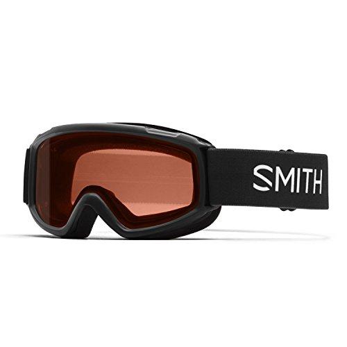 Smith Optics Unisex Sidekick Goggles, Black/Rc36 - OS