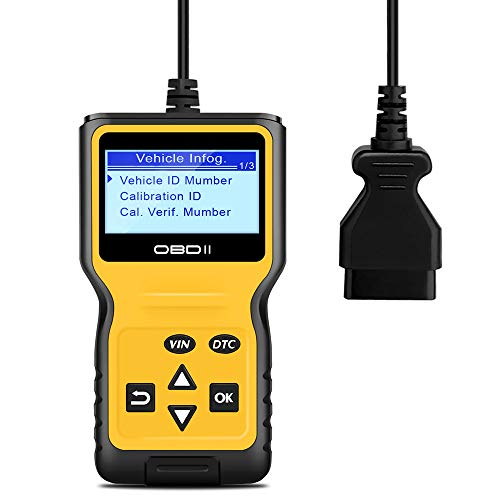 Panlong OBDII OBD2 Scanner Check Engine Light (MIL) Car Diagnostic Code Reader Scan Tool by Panlong (Image #6)